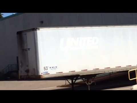 UNITED TRAILER LEASING TRUCK