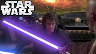 How Much TOTAL Power Did Anakin Lose Compared to Sidious After Mustafar? - Star Wars Explained