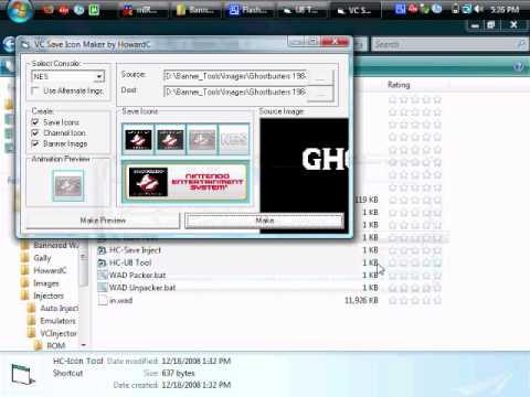 Wii VC Injection Tutorial - 0RANGECHiCKEN