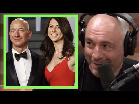Joe Rogan on Jeff Bezos Getting Divorced