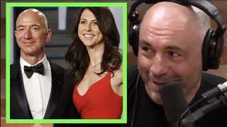 Joe Rogan on Jeff Bezos Getting Divorced