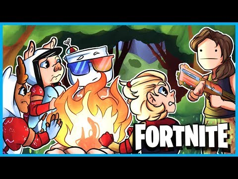We FOUND a BOT in Fortnite: Battle Royale! (Fortnite Funny Moments)