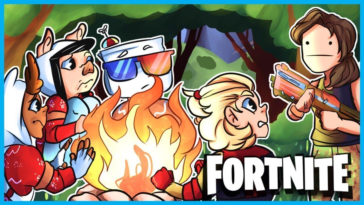 We FOUND a BOT in Fortnite: Battle Royale! (Fortnite Funny ...