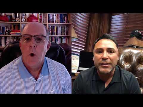 Oscar De La Hoya discusses Canelo GGG negotiations and rematch