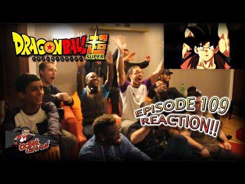 "Dragon Ball Super Ep. 109 REACTION + Predictions!! | ""悟空に迫る最強の敵!今こそ放て!必殺の元気玉!!"""