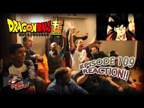 Dragon Ball Super Ep. 109 REACTION + Predictions!! |