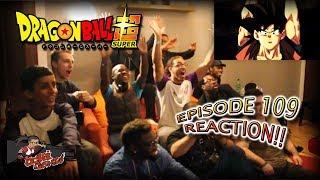 Dragon Ball Super Ep. 109 REACTION + Predictions!! |