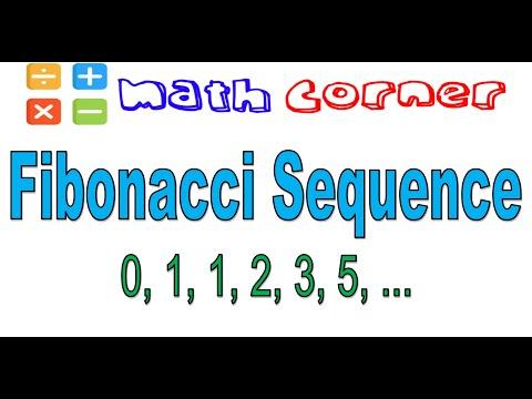 Fibonacci Sequence   Math Corner