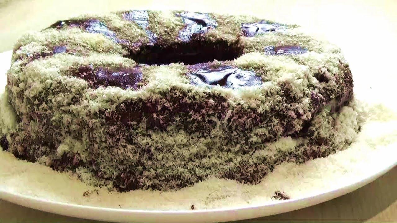 Ciambellone al cioccolato - Ricetta Facile