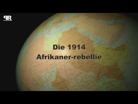 The 1914 Afrikaner Rebellion (Die 1914 Afrikaner-rebellie)
