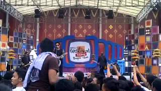 ARMADA- Dimana Letak Hatimu LIVE PALEMBANG FESTIVAL MNCTV