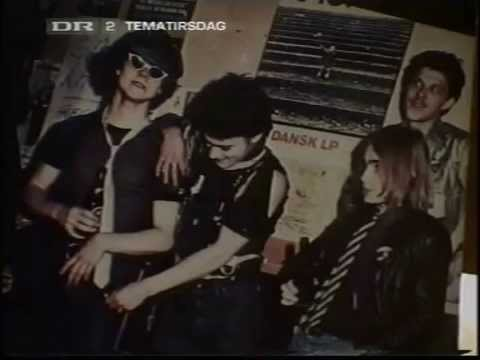 Da punk kom til Danmark (DR. Dokumentar)