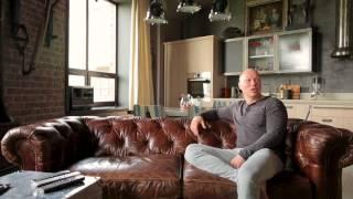 ЖК Loftec Kleinhouse : Настоящий Лофт 68,5 м2 в центре Москвы!