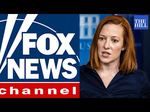 JUST IN: Fox News reporter PRESSES Psaki on Wuhan researchers sick with COVID-19-like symptoms