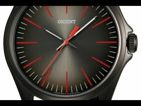 ORIENT QC0S00AA Movement Replacement