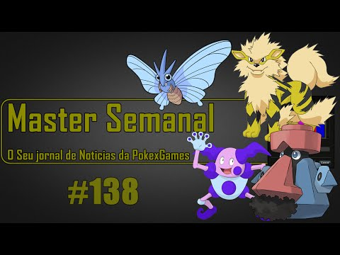 Master Semanal #138 | Probopass e Nova Quest Diaria, BHs, Rushadores, Caughts e Trocas da Semana.
