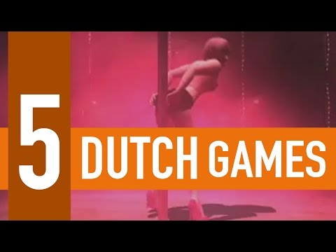 5 games with the Dutch touch