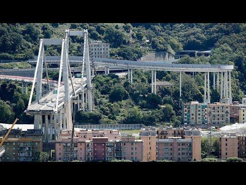 شركة أوتوسترادا الإيطالية تعلن اليوم خطتها لتعويض ضحايا انهيار جسر جنوة…  - نشر قبل 4 ساعة
