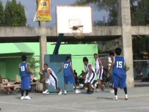 Basketball Game at Odiongan