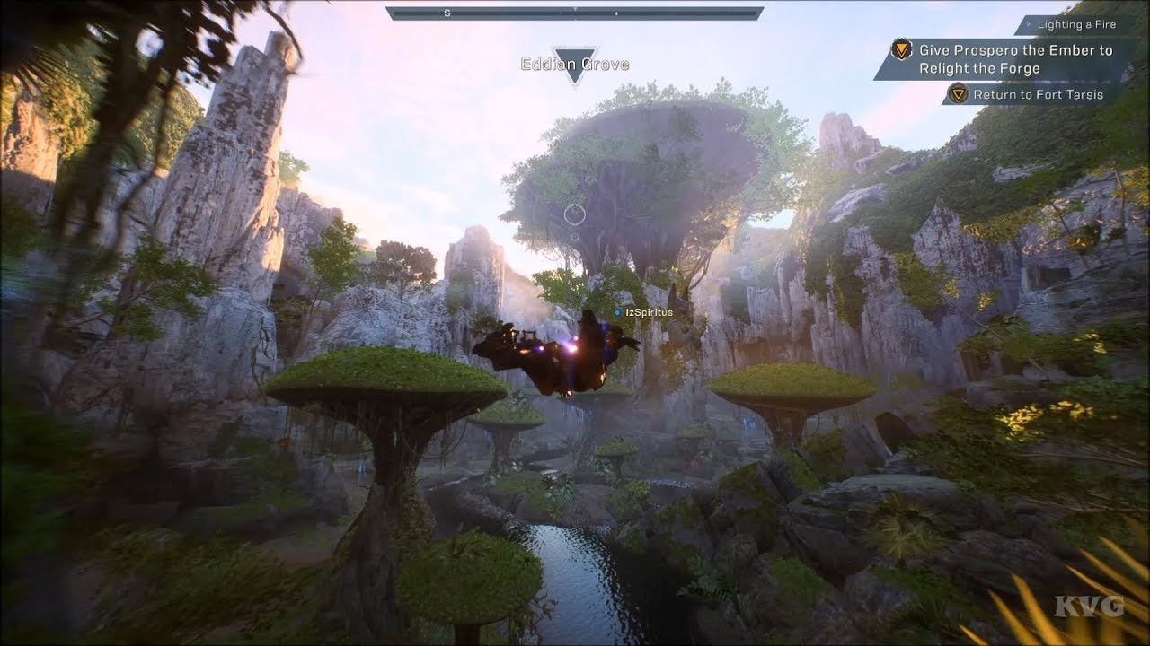 Anthem Multiplayer Gameplay Pc Hd 1080p60fps Youtube
