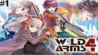 Wild Arms 4 [PS2] - | Walkthrough | Gameplay #1