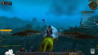 World of Warcraft [PC] Project 60. Warlock. Leveling in STV ( ¬‿¬)