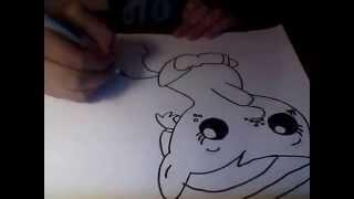 How to Draw Baby Applejack