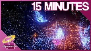 Rez Infinite on PC: 15 Minutes of Game