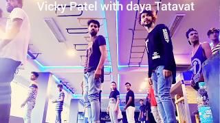 Vicky Patel With Daya Tatavat Tutorial Dance