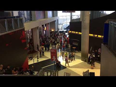 2017 NBA Playoffs — Philips Arena (04-22-17)
