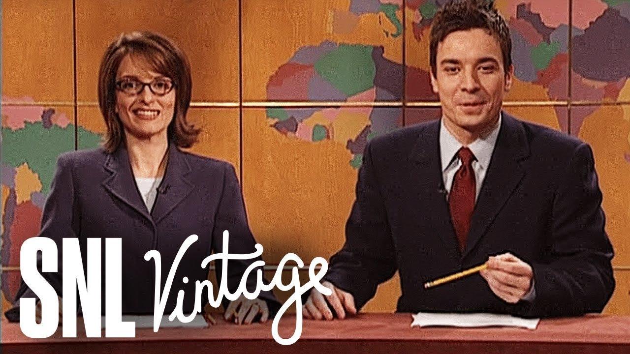 Tina Fey news show