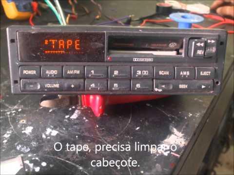 Radio Toca Fitas Volksline Gol Voyage Parati Saveiro Santana