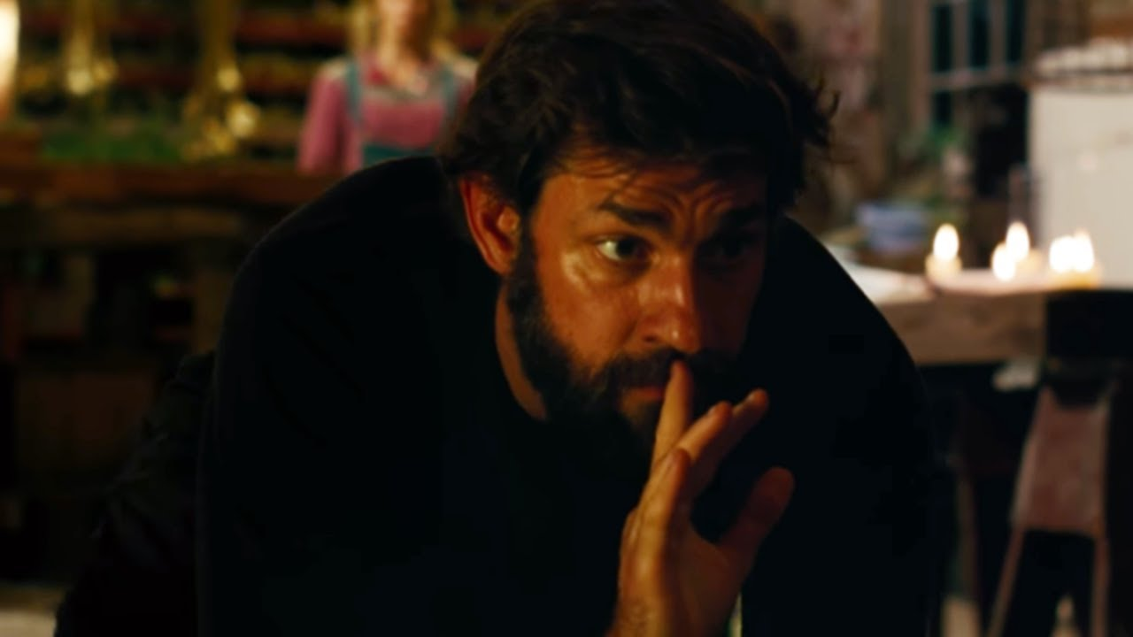 What Is Going on in a Quiet Place? – John Krasinski Featurette