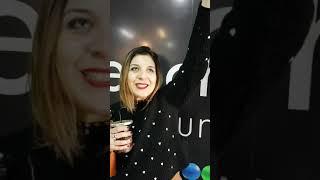 Paula, la exparticipante de La Voz que se acercó en Córdoba a cebar mate al jurado