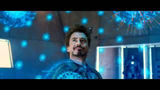 Tony Stark - descubriendo un nuevo elemento