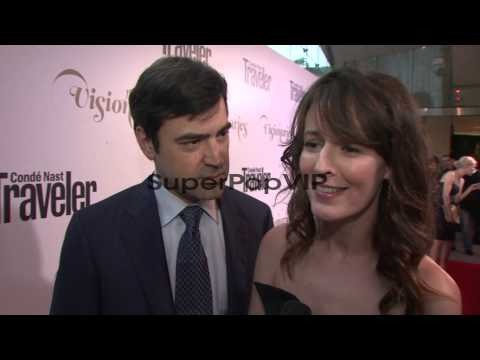 : Ron Livingston and Rosemarie DeWitt on how the...