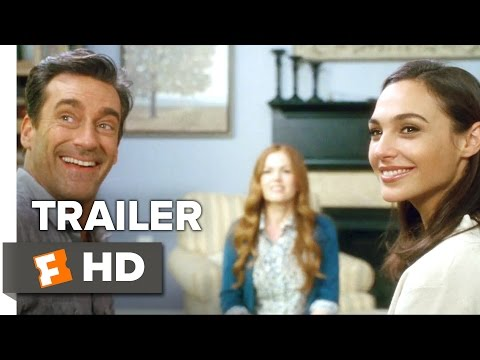 Thumbnail: Keeping Up with the Joneses Official Trailer #1 (2016) - Isla Fisher, Gal Gadot Movie HD