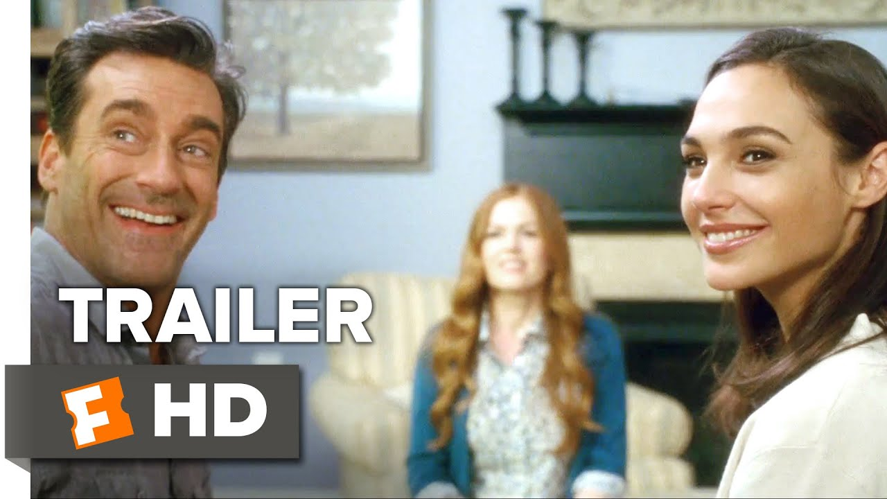 Keeping Up with the Joneses Official Trailer #1 (2016) - Isla Fisher ...