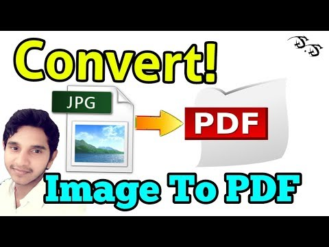 how to convert image to pdf / convert  jpg to pdf file / SS Tech Tamil