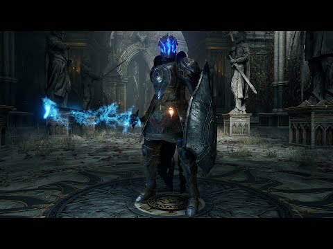 Demon's Souls PS5 - Luck Invasions: Blueblood Sword