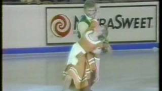 Torvill & Dean (GBR) - 1990 World Challenge of Champions, Ice Dancing Event