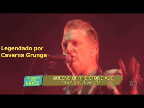 Queens Of The Stone Age -The Way You Used To Do   (Legendado[PT]/ Tradução[BR])