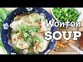 Wonton Soup เกี๊ยวน้ำอร่อยง่ายได้ที่บ้าน  - Episode 204