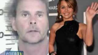 Miley Cyrus Stalker Mark McLeod Released From Jail!