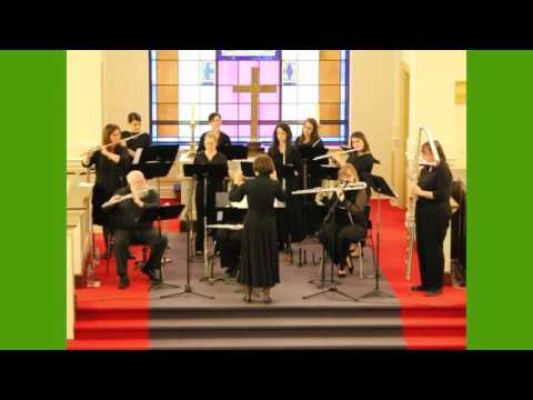 Nashville Flute Choir IRISH - Children of the Wind