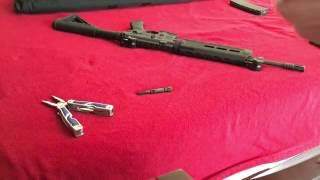"""Adams Arms 14.5"""" Mid Length UltraLite MOE (Part 2 - 140 rounds fired)"""