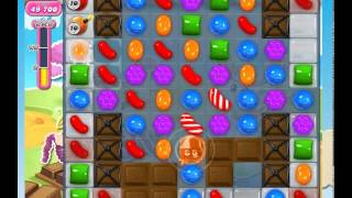 candy crush saga level  - 1076  (No Booster)