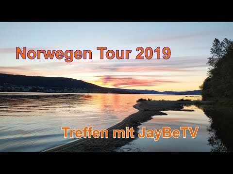 Norwegen Tour | Treffen Mit  JayBe Outdoor TV