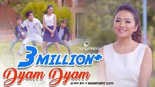 Dyam Dyam - Salil Sundar Tuladhar Ft. Alisha Rai & BHIMPHEDI GUYS | New Nepali Pop Song 2017