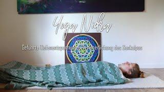 Yoga Nidra - Der yogische wache Schlaf